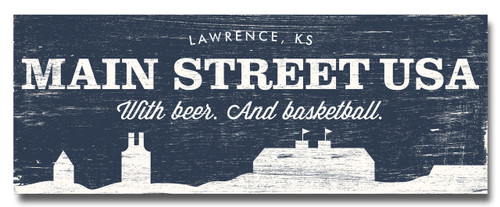 SIGN | MAIN STREET