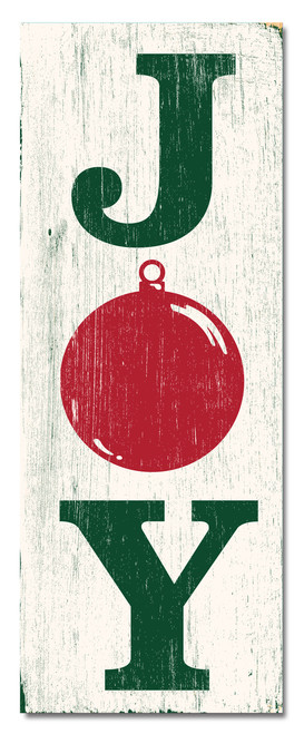 SIGN | JOY (ORNAMENT)