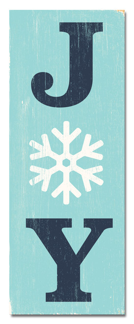 SIGN | JOY (SNOWFLAKE)