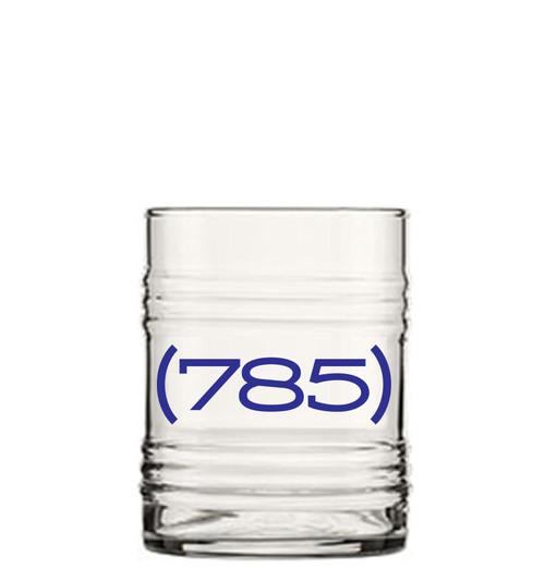 GLASSWARE | AREA CODE (785)