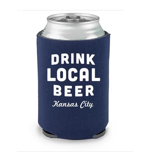 HUGGIE | DRINK LOCAL(KC) BEER