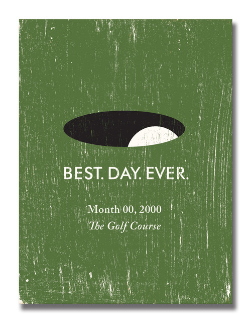 SIGN | BEST.DAY.EVER (GOLF)
