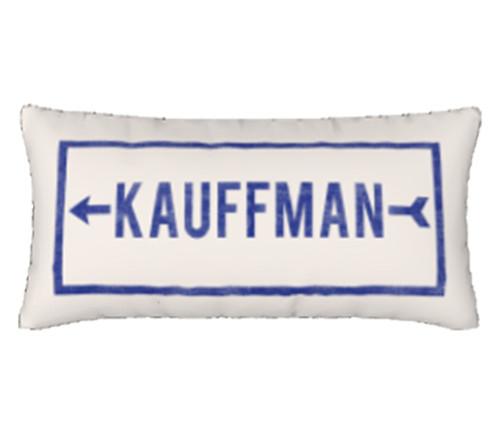 PILLOW COVER | KAUFFMAN
