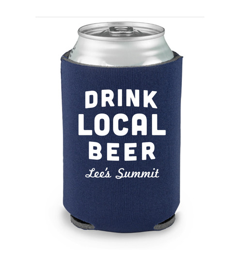 HUGGIE | DRINK LOCAL(LS) BEER