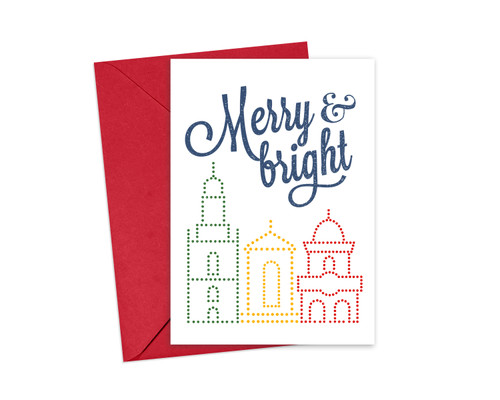 GREETINGS | MERRY & BRIGHT