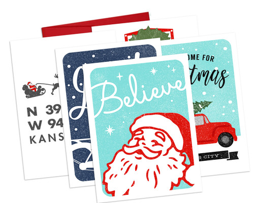 GREETINGS | MIXED CARDS (SET OF 5)