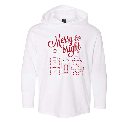 APPAREL | MERRY & BRIGHT KID HOODIE