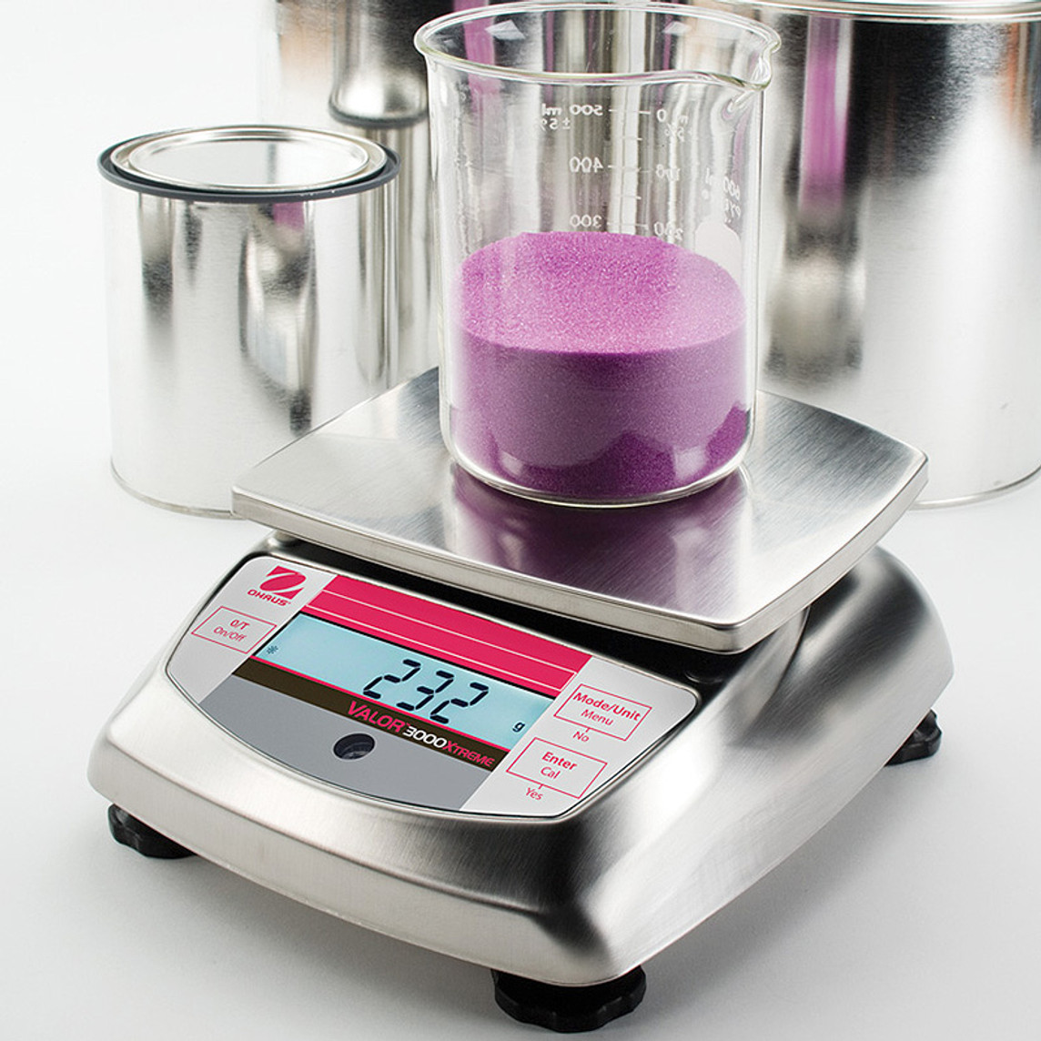 Ohaus Valor 3000 Food Scale