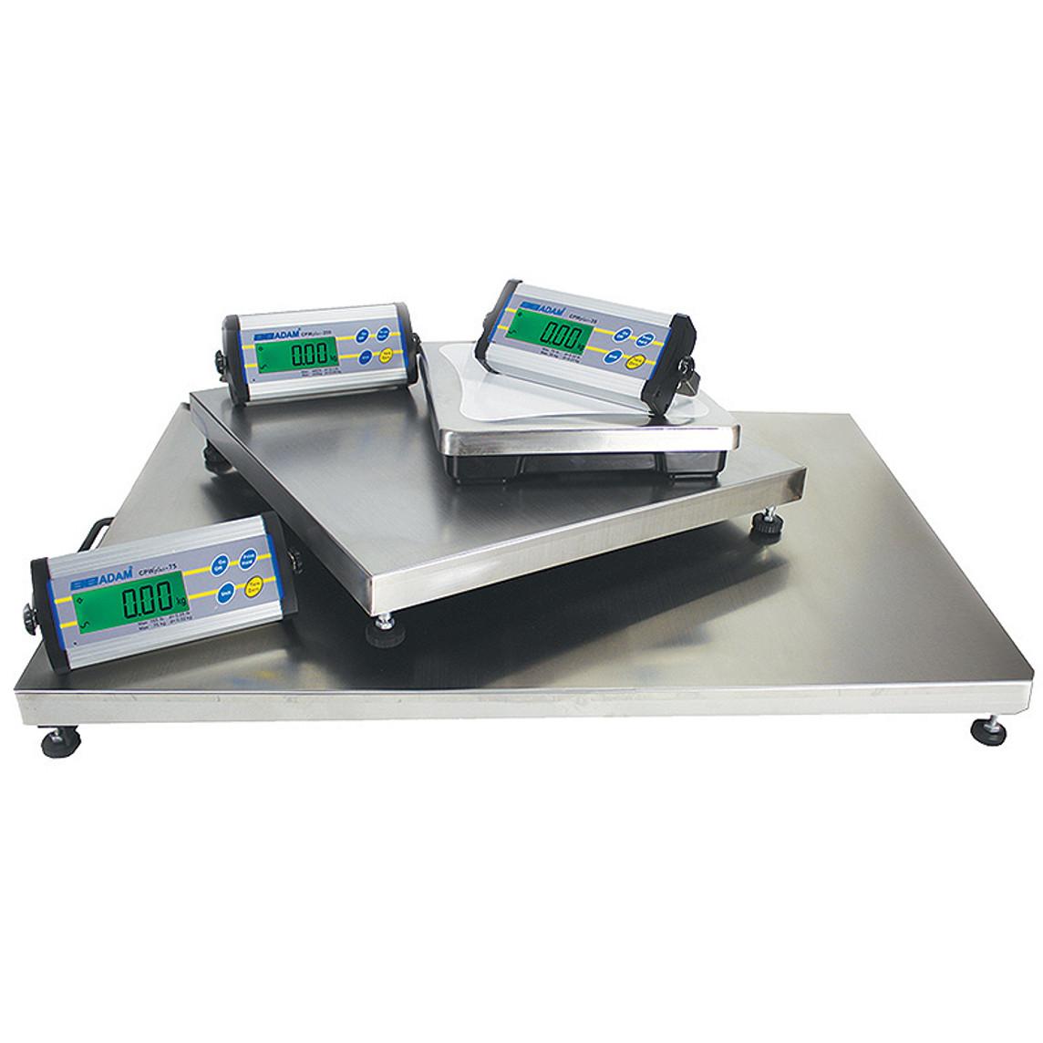 CPWplus 200 Portable Platform Bench Scale 200kg x 50g
