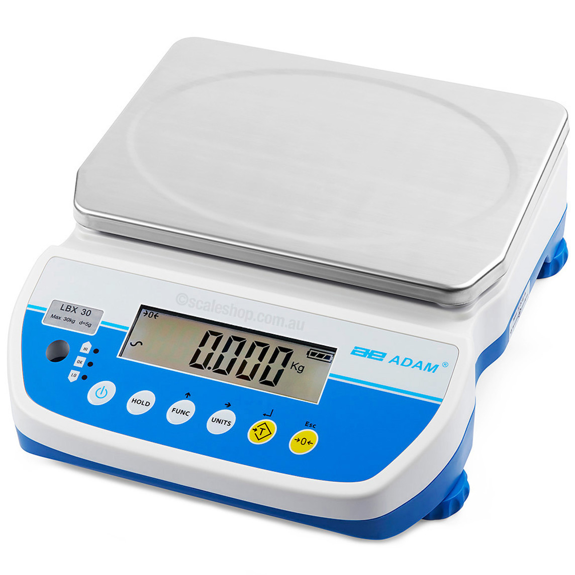 Adam Equipment LBX Weighing Scales