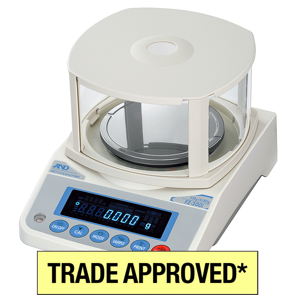A&D FZ-i Trade Approved Balance