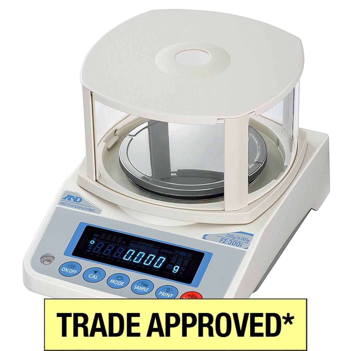 A&D FZ-i Trade Approved Balance