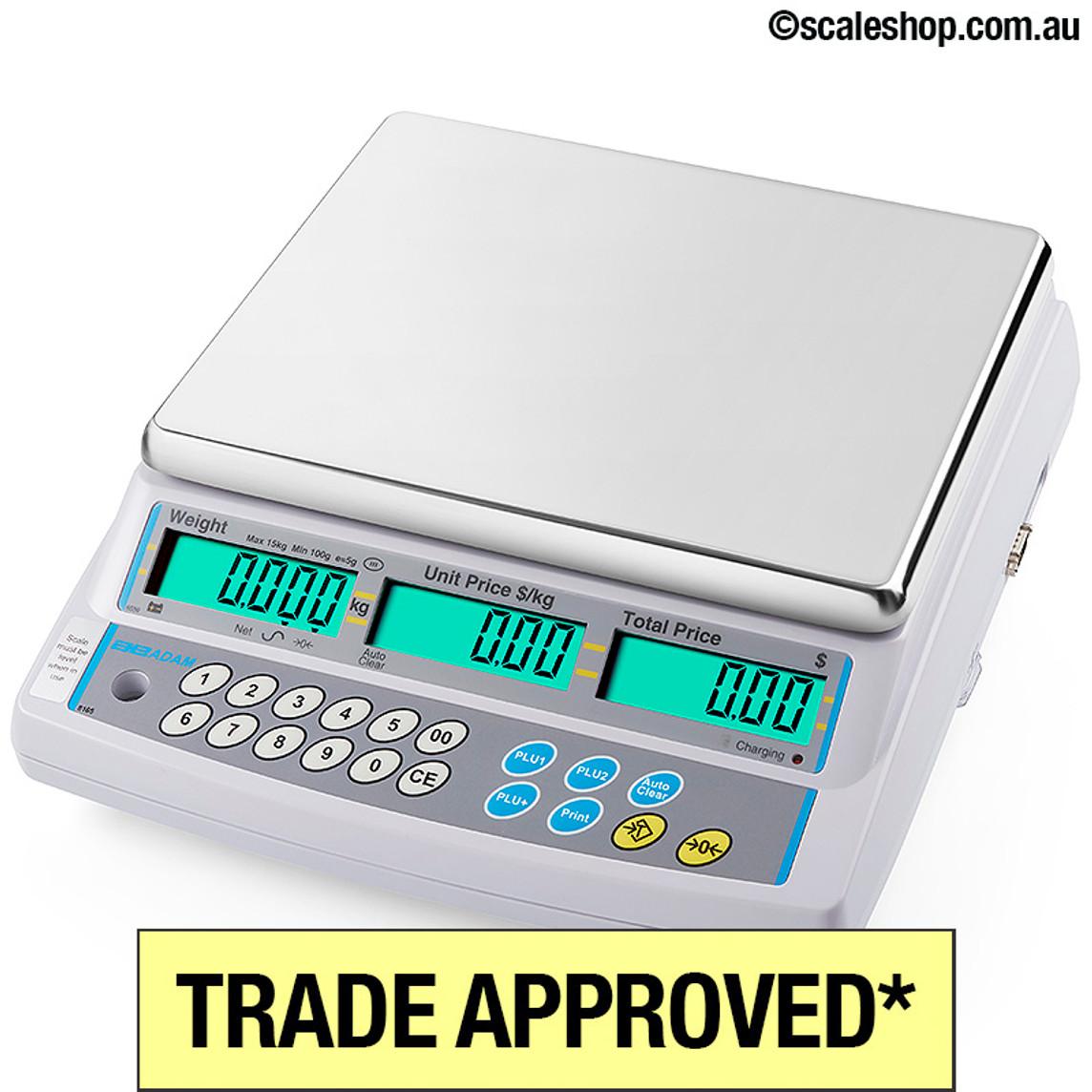 Adam AZ Extra Retail Scale Photo: ©The Scale Shop Australia