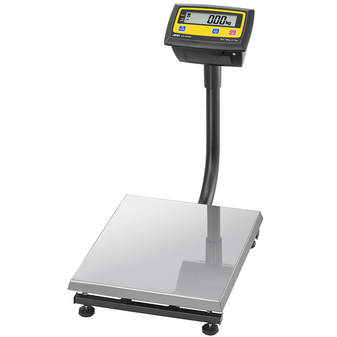 A&D EM Scales for Weighing Freight