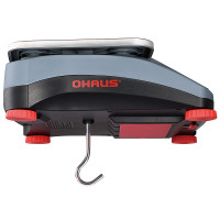 Ohaus R31 with weigh below hook for density weighing