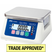A&D SJ-WP Trade Approved Scales