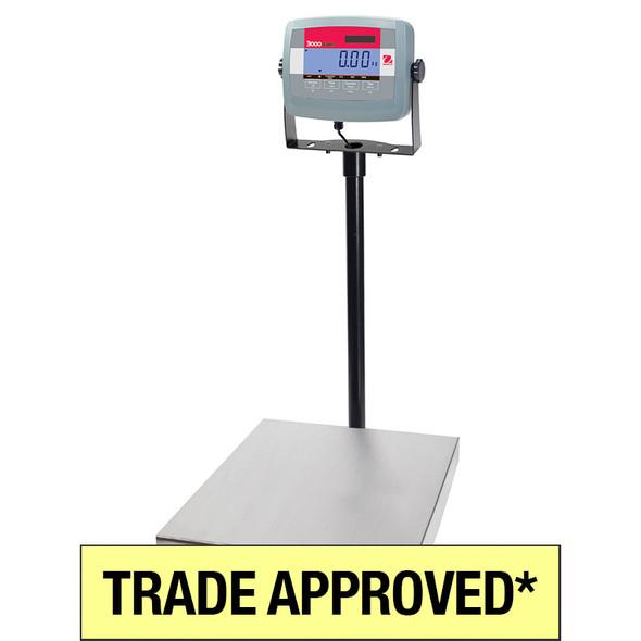 Ohaus Defender 3000 Platform Scales
