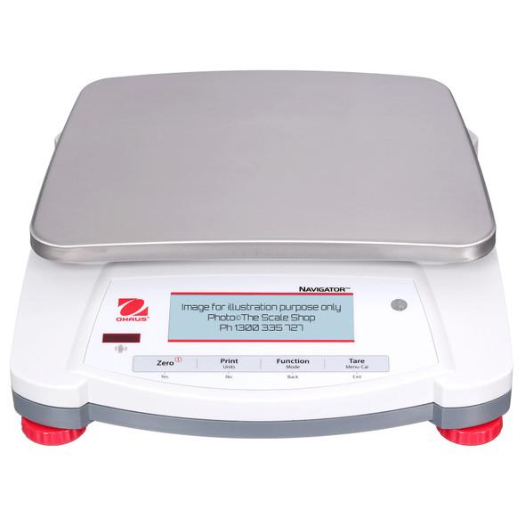 Ohaus NVT-6201 6200g x 0.1g