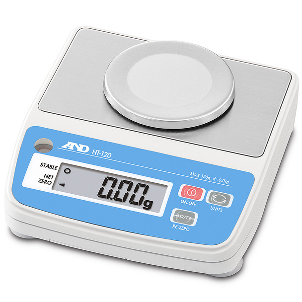 A&D HT-120 0.01g Digital Scales