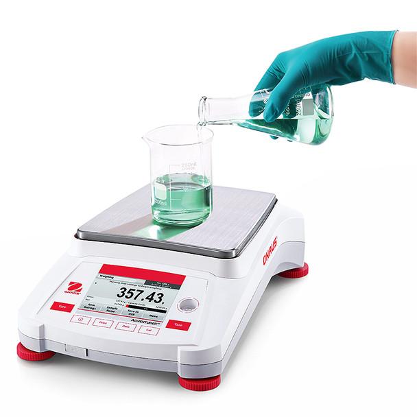 Ohaus AX-Laboratory Scales