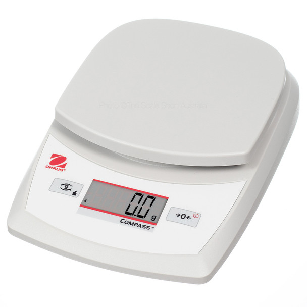 Ohaus CR Scales Accurate to 0.1g