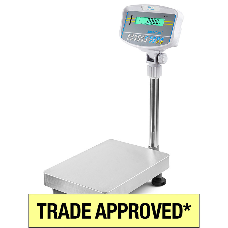 Adam GBK Trade Approved Platform Scales Photo: ©The Scale Shop Australia