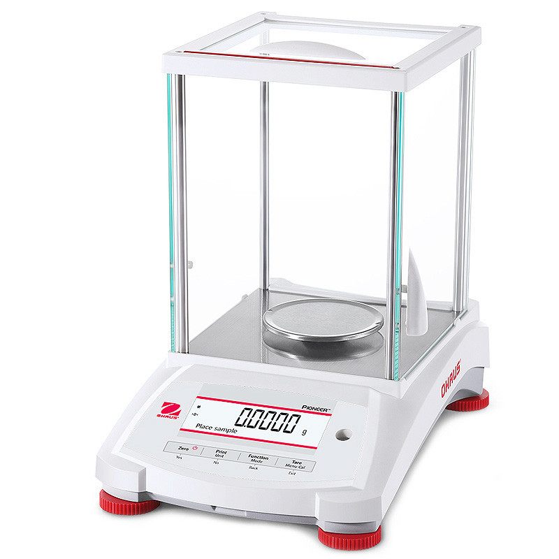 Ohaus Pioneer PX 0.1mg Analytical Scales