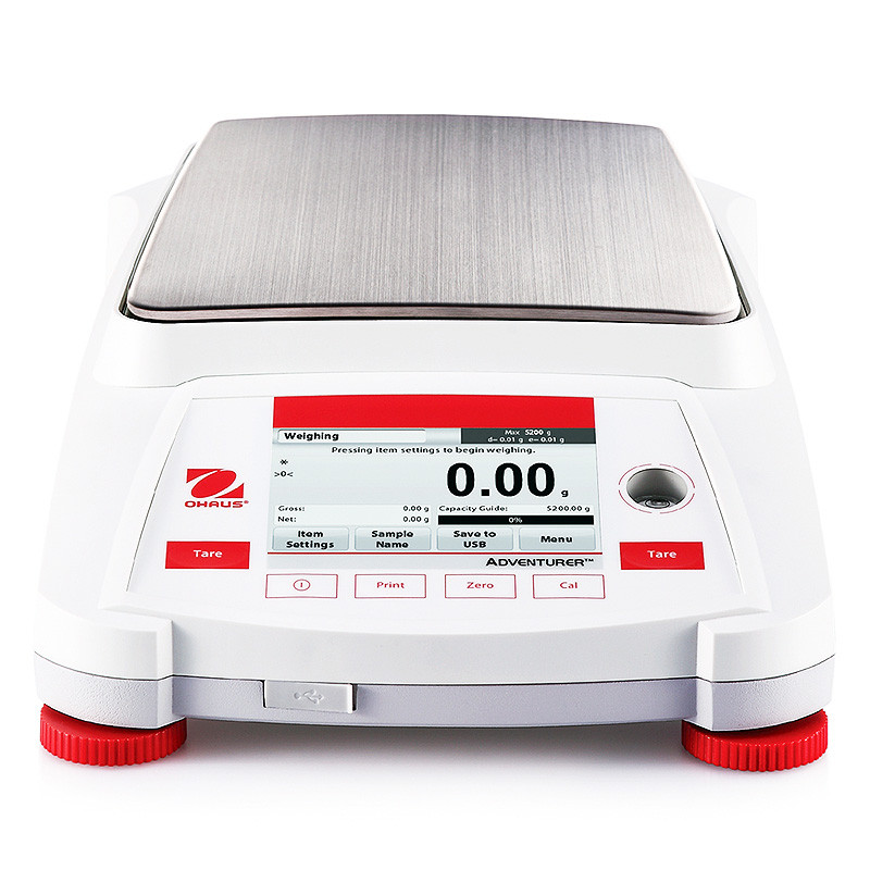 Ohaus AX Laboratory Scales