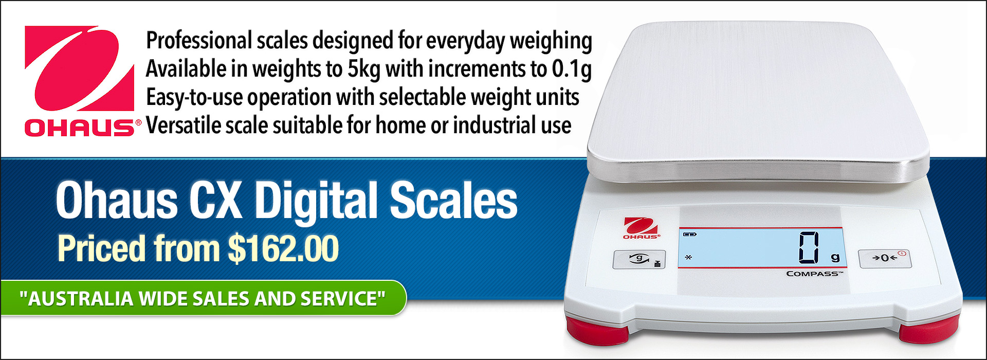 Weighing Scales | Shop Online - The Scale Shop Australia