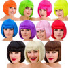 Bob Wigs |  Supermodel Wigs Mix Color 12 PACK  60455