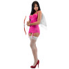 White Feather Angel Wings Adult 4455