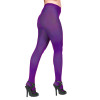 Super Control Top Purple Tights Opaque 12 PACK 8060D