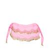Light Pink Bellydance Gypsy Scarf 2062
