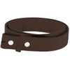 Brown Belt For Buckles S, M, L, XL ADULT Pick Sizes  2331-2334