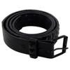 Black Studded Belts Wholesale   Studded Mix Sizes 12 PACK 2484A