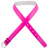 12 PACK Hot Pink 1 Inch Skinny Belts Mix Sizes 2628AH