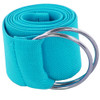 Turquoise Stretch D-Ring Belt 2695