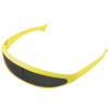 Yellow Futuristic Trekkie Sunglasses 1007