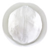 """Sailor Hat White    Adult Size 22.5"""" Standard Circumference for Adults 1345"""