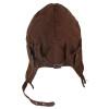 Aviator Hat Brown Deluxe 1347
