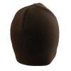 Short Beanie Hat Brown 5732
