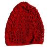 12 PACK Red Crochet Hair Snood 6620