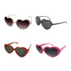 Child Heart Sunglasses | Sunglasses for Toddlers | Bulk Mix Colors 1020