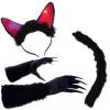 Sexy Cat Kinky Kitty Instant Costume 4401