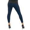 Navy Blue Footless Leggings 8090