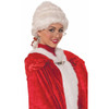 Mrs Claus Wig Deluxe 6086