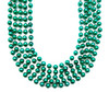 Mardi Gras Beads Green 12mm Bulk 12 PACK 9901