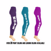 Custom Dance Pants   Pick Your Size, Color, and Custom Text   15067