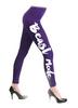 Custom Leggings | Design Your Own Leggings 15066C | (Fonts in Picture Gallery)