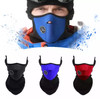 Half Ski Mask Neck Enclosure w/ Air Circulation Outlet WS10334